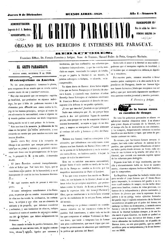El Grito Paraguayo