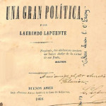 Frutos de una gran Politica 1868
