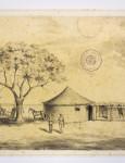 El Cuartel de S.E. el General B. Mitre en Tuyuti imagen