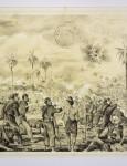 ¡Viva la Legión Militar! Toma de Loma Valentina por los Aliados. El 27 de Diciembre de 1868 imagen