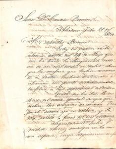 lopez a bareiro _julio 1864