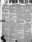 La Opinión Publica 1870 imagen