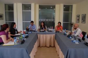 Reunión del Consejo de Directores
