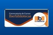 Hoy se cierra el plazo para inscripciones en los cursos de Iberbibliotecas imagen